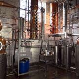 Tislaamokierroksella The Helsinki Distilling Co. kanssa