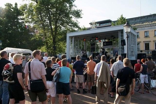 Jazz-Espa-festivaali on mainio tapa tutustua ja nauttia marginaalimusiikista.