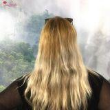 Blondin pelastus - Olaplex-hoito