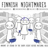 Ensin liekittyi Kiina, sitten USA – Finnish Nightmares on kohta kaikkien painajainen