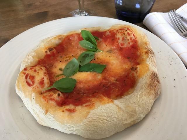 Brasserie l'amourin mozzarellapizza