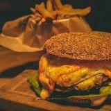 Helsingin parhaat vegeburgerit: Treffipubin syntisen hyvä portobelloburgeri suorastaan sulaa suussa