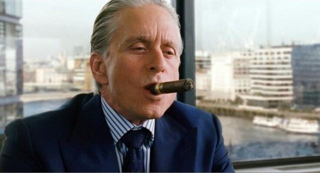 Wall Streetillä ja City of Londonissa tunnettu sijoittajaguru Gordon Gekko kuuluu vanhan liiton edustajiin.