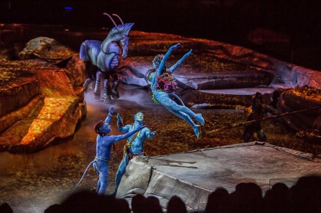 TORUK tapahtuu tuhansia vuosia ennen Avatar-elokuvan tarinan aikaa.