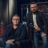 Jari Aarnio istahtaa Riku Rantalan tentattavaksi uudessa Keisari Aarnio Talk Show'ssa