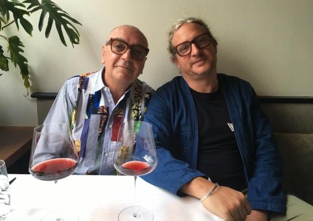 Andrea Petrini (vas.) ja Joe Warwick haluavat nostaa esiin ravintolakentän monimuotoisuuden.