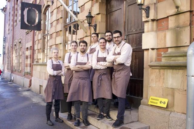 Myös Ravintola Nollalla on käytössään Hävikkimestari -sovellus.