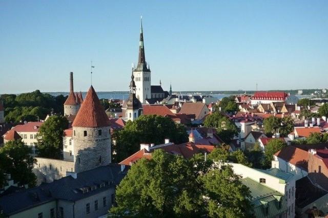 Tallinnassa on monia alueita, jotka kätkevät kaduilleen sekä edullista että herkullista ruokaa tarjoilevia ravintoloita ja kahviloita.