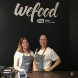 Hävikkiruokakauppa WeFood avasi ovensa Kalasatamassa