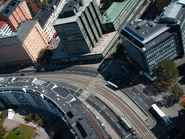 Kurvin raitiovaunut joutuvat väistymään melkein vuodeksi Hämeentien remontissa.