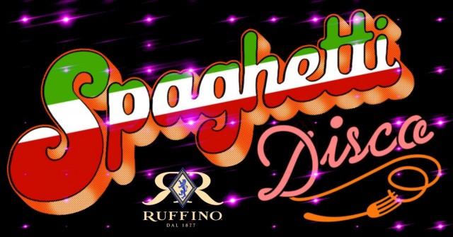 Tannerin Spaghetti -discossa nautitaan pizzasta, punkusta ja italohiteistä.