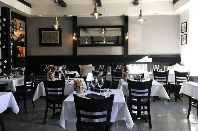 Ravintola LiV tarjoaa tyylikkäät puitteet onnistuneelle illalle.
