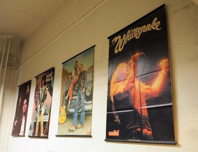 Hippie Shake Recordsissa keskitytään 60-80-lukujen helmiin.