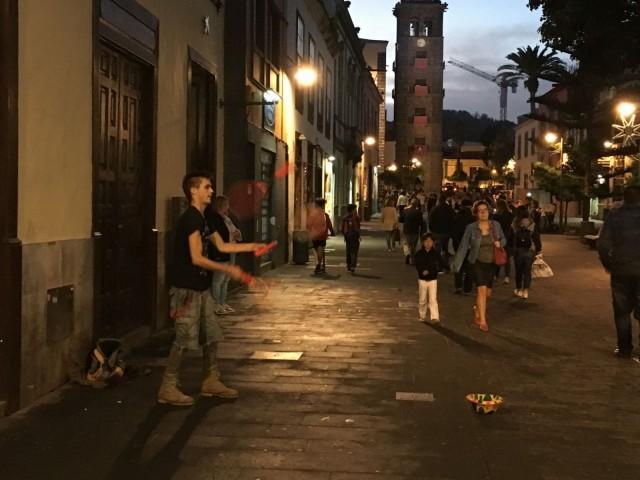 San Cristóbal de La Lagunassa asuu paljon opiskelijoita, mutta turisteja siellä on hämmentävän vähän.