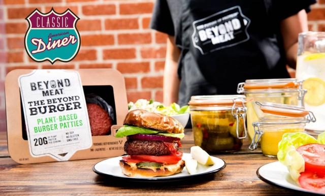 Kalifornialaisfirma kehitti kasvispihvin, joka imitoi mahdollisimman tarkkaan lihaisaa hampurilaispihviä. Pian niitä saa myös Suomesta.
