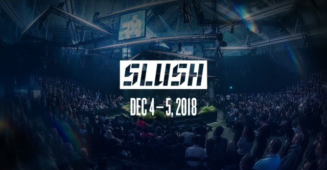Slush 2018
