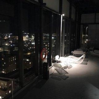 Clarion Hotel Helsingissä yöpymässä
