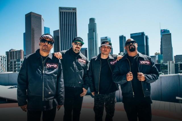 Cypress Hill jaksaa painaa.