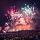 Helsingin uutta vuotta bailataan tänä vuonna Senaatintorilla Vesalan, Vestan ja Dj Orionin kera
