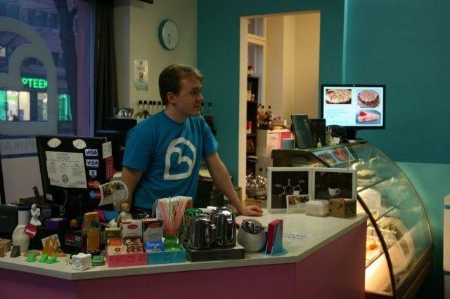 Sammeli Majavan 3D Crush Cafessa voi paijata pupuja, pelata pleikkaa ja lautapelejä ja testailla 3D-tulostimia.
