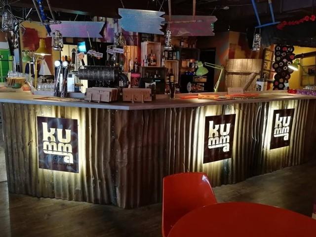 Cityn lukijat äänestivät Kumma junk bar & loungen sisustuksen ja ruoan Tampereen parhaiksi. Kumma on myös paras tulokas sekä paras kortteliravintola.