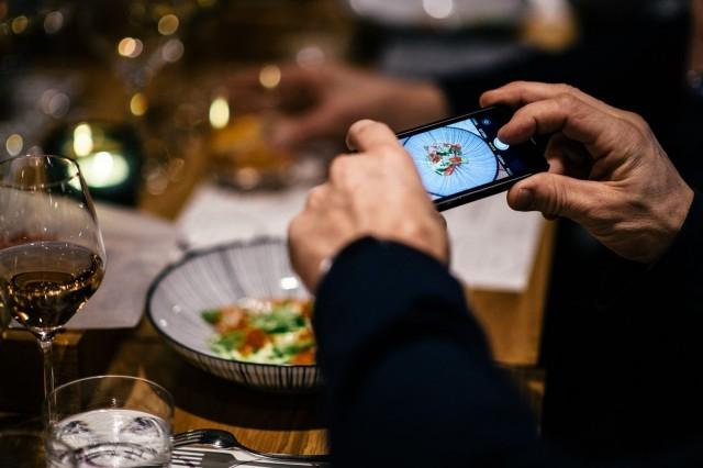 Ravintola Nudessa ruoat on paritettu tarkasti viinien kanssa.