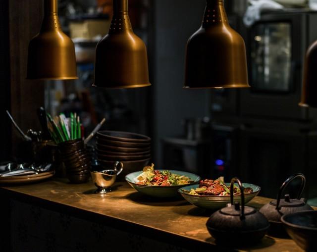 Miro Kurvisen luotsaamassa Kungfu Kitchenissä nautitaan aasialaisista mauista.
