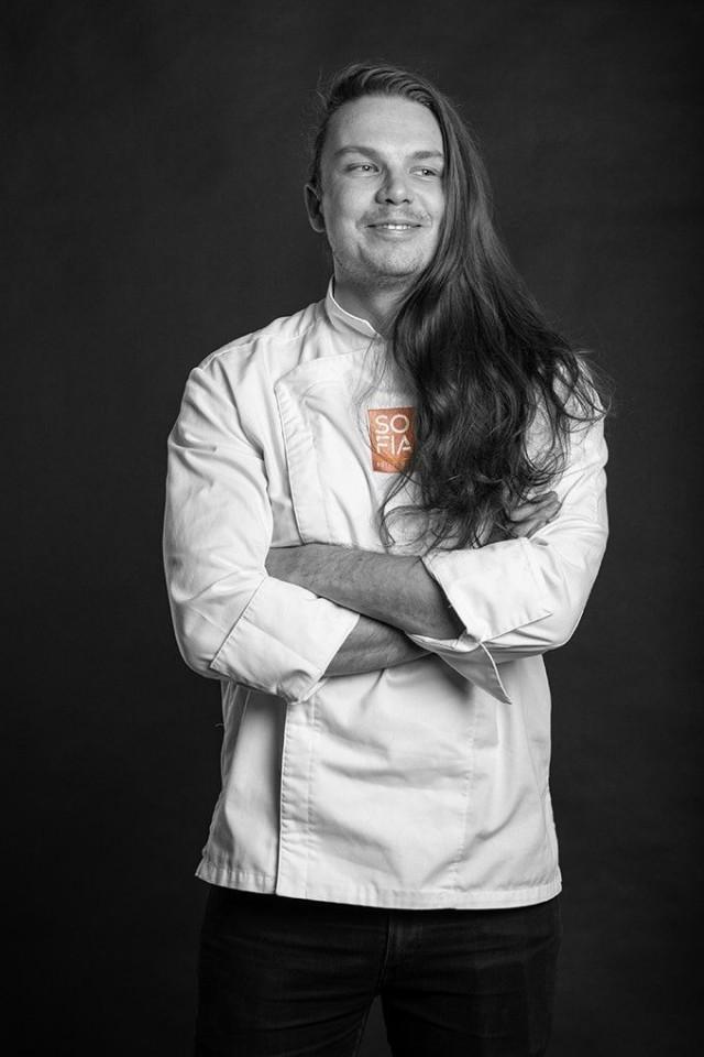 Sofia Gastron keittiötä johtaa Pauli Novitsky.