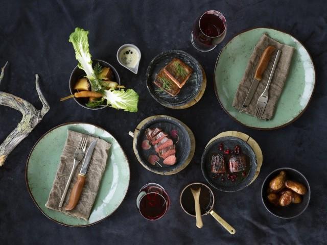 Kultá Kitchenissä käytetään aitoja lappilaisia raaka-aineita.