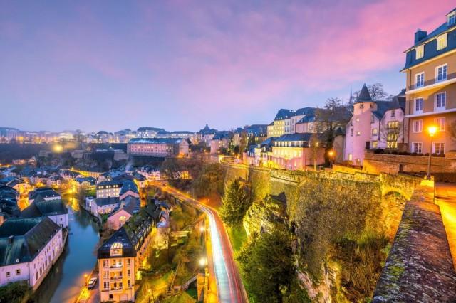 Luxemburgista löytyvät yhdet maailman pahimmista ruuhkista, joihin ilmainen julkinen liikenne pyrkii tuomaan parannusta.