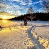 Joulu vaihtui talveen