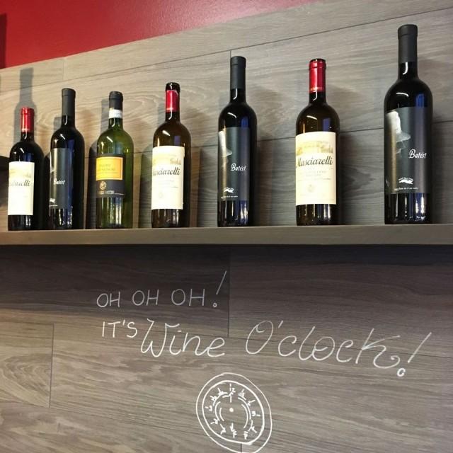 Casa Italiassa tullaan järjestämään myös viinitastingeja.