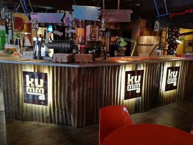 Cityn Suuressa Ravintolaäänestyksessä dominoinut Kumma Junk Bar & Lounge lähti mukaan SYÖ!-viikoille.
