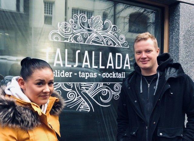 Salsallada kuuluu Tampereen ravintolakentän tuoreisiin nimiin.