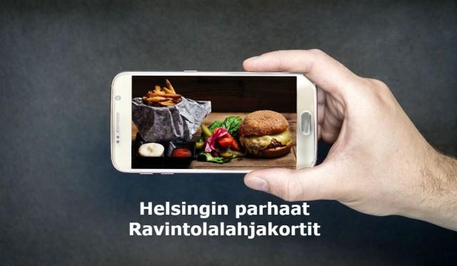 Helsingin parhaat ravintolalahjakortit