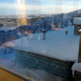 Millainen on maailman pohjoisin ja korkeimmalla oleva jääsauna experience