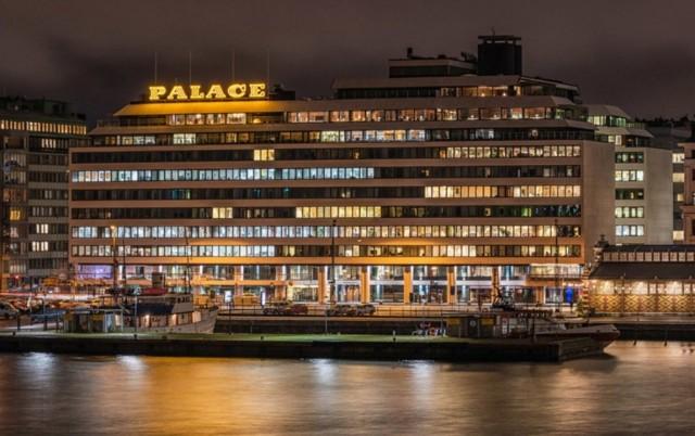 Ravintola Palace sai ensimmäisen Michelin-tähtensä jo vuonna 1987.