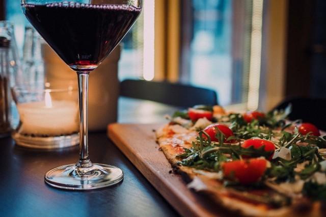 Luigi Pizzeriassa satsataan italialaisiin raaka-aineisiin.