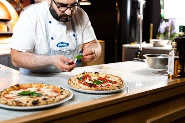 Pizzeria Luca on saanut uudet tilat Tampereen Frenckellinaukiolta.