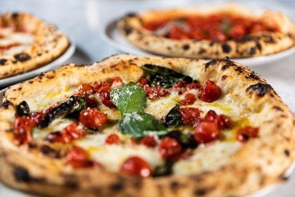 Pizzeria Lucan palkittuja pizzoja saa pian myös Kööpenhaminasta.