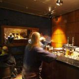 Kamppiin on avattu Minibar, jossa tunnelma on kuin elokuvan kohtauksessa
