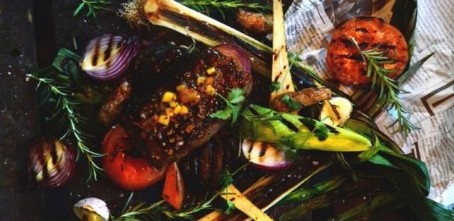 Muun muassa Kitchen & Table Helsinki palvelee myös pääsiäispyhinä.