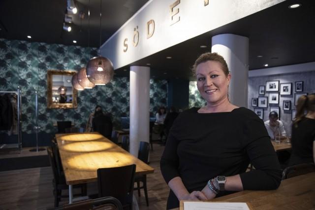 Lotten Lindborg-Suhonen sijoittui MasterChefissä kolmanneksi ja ajautui sitä kautta ravintola-alalle.