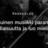 Mieluinen musiikki parantaa tuotteliaisuutta ja luo mielihyvää