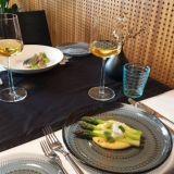 Saksalaiset viinit inspiroivat ravintoloiden keväisiä teemamenuja – Riesling virtaa 60 ravintolassa, 15 eri paikkakunnalla