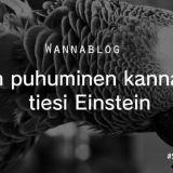 Yksin puhuminen kannattaa, tiesi Einstein