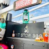 Laiva on lastattu amerikkalaisilla grilliherkuilla – Pit Stop BBQ valtasi ravintolalaiva MS Louisianan keittiön