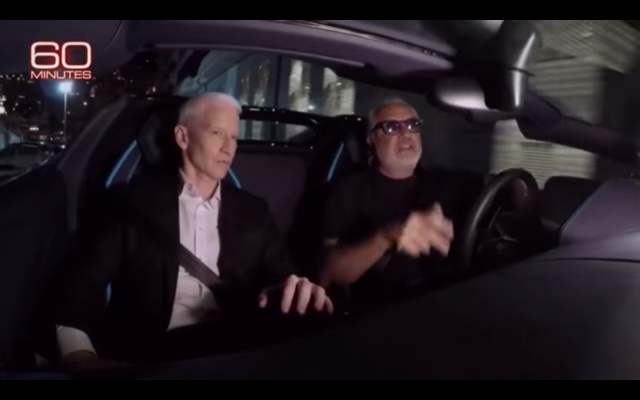 Nopea kulkupeli on yrittäjälle tarpeellinen, koska jokainen sekunti on tärkeä. Toimittaja Anderson Cooper uuden Lamborghinin kyydissä piskuisessa Monacossa. Mäkinen Monaco vaatii autolta runsaasti hevosvoimia.