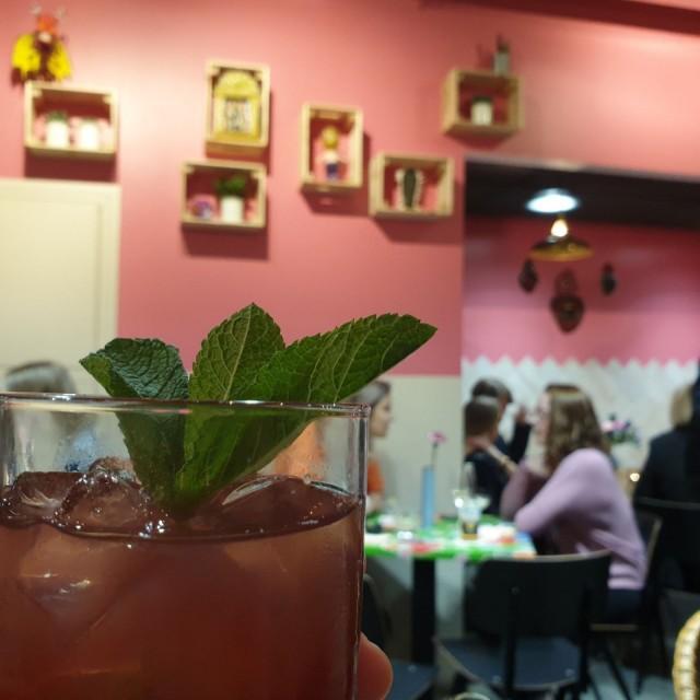 Frida'sissa panostetaan ruoan ohella cocktaileihin.
