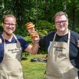 Burgereiden suosio ei ota laantuakseen – Hampurilaisfestivaali kokoaa alan huiput Kamppiin kesäkuussa